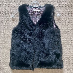 H&M Kids - Faux Fur Vest